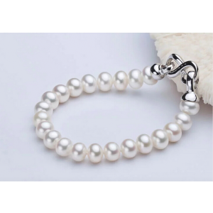 white pearls chic bracelet online jewellery shop - 3A 300x300 - The best online jewellery shop