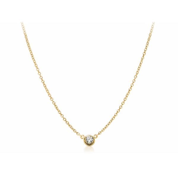 Cubic Zirconia Necklace, CZ Necklace