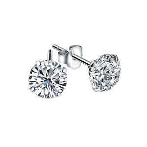Cubic Zirconia Earrings, CZ Earrings