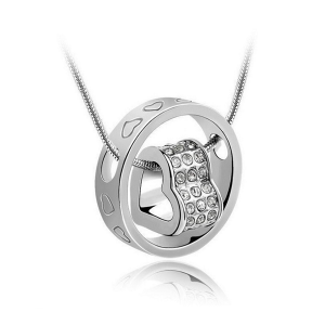 sterling silver heart necklace online jewellery shop - 19 300x300 - Meaningful Necklace For Her