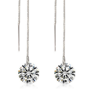 Cubic Zirconia drop earrings online jewellery shop - 21 1 300x300 - The best online jewellery shop