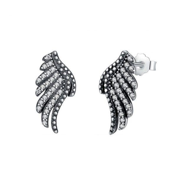 Majestic-Feathers-silver-earrings