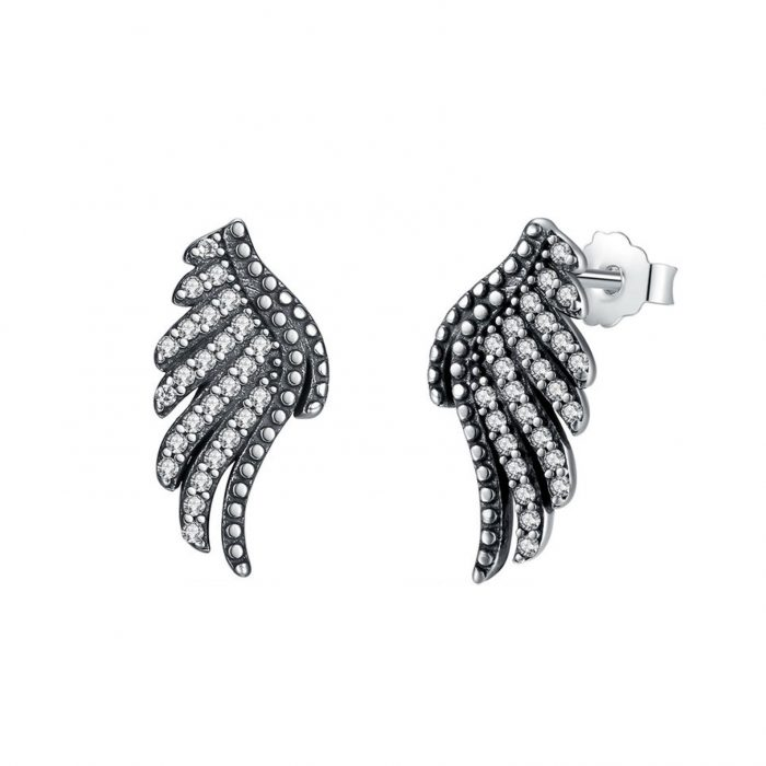 Majestic-Feathers-silver-earrings