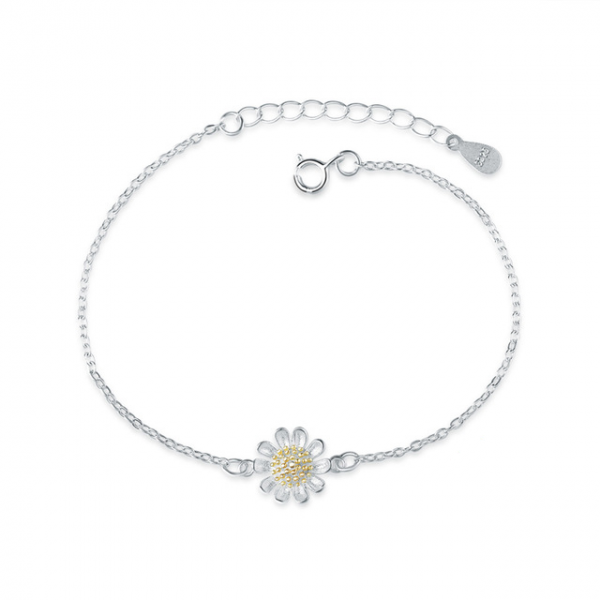 silver-flower-bracelet