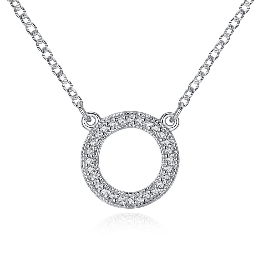 sterling cz silver the by jewelure inch necklace products yard