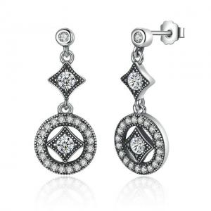 Vintage-Allure-Drop-Sterling-Silver-Earrings-Cyprus-jewellery