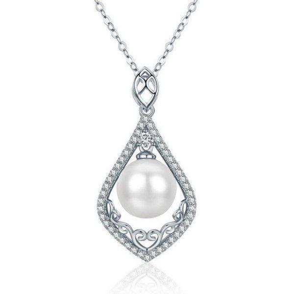online jewellery shop - Elegancy Pearl Sterling Silver Jewelry 600x600 - The best online jewellery shop