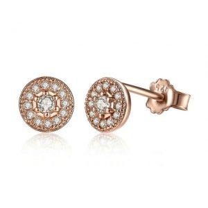 Round-Stud-Earrings