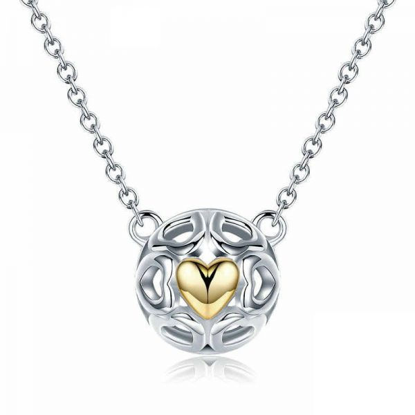 True Love Heart Necklace jewellery shop - True Love Necklace 600x600 - Jewellery, UK Jewellery Shops & Online Jewellery Store | Azurechic