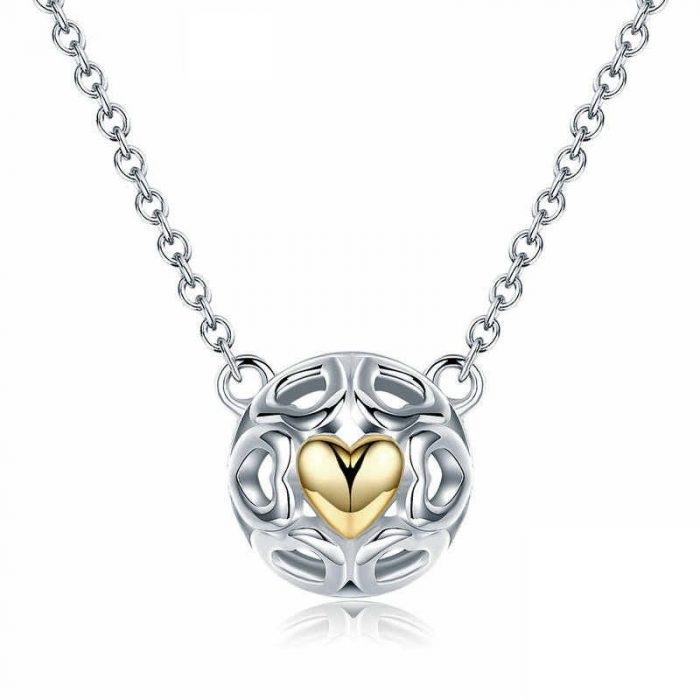 True Love Heart Necklace