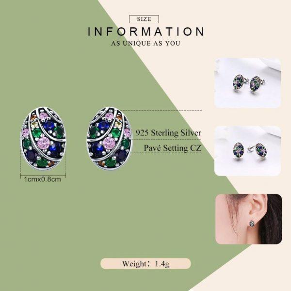 jewellery online jewellery shop - Egg   arrings silver jewellery 925 600x600 - The best online jewellery shop