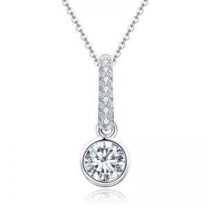 Geometric Round Necklace online jewellery shop - Geometric Round Necklace 300x300 - The best online jewellery shop