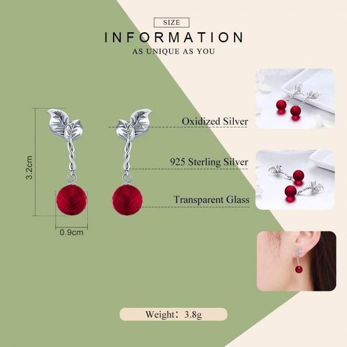 Red-Fruit-Drop-Earrings-red-crystal