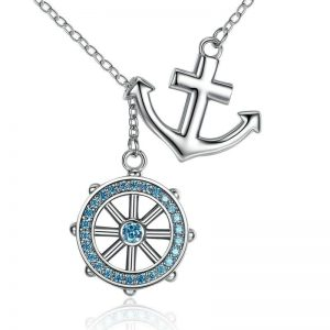 Anchor Pendant Necklace online jewellery shop - Anchor Pendant 300x300 - Meaningful Necklace For Her