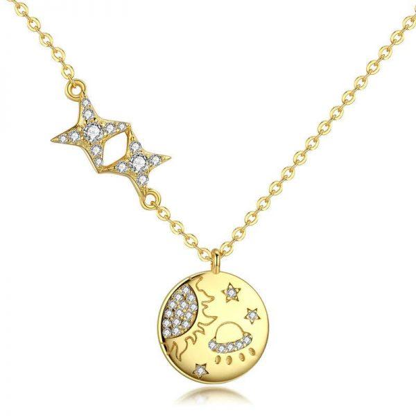 Galaxy-Necklace