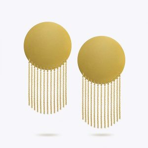 large-gold-disc-earrings