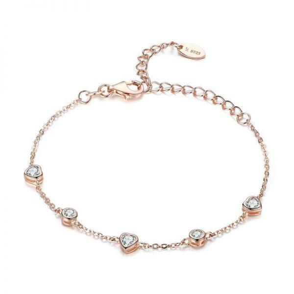 silver_heart_charm_bracelet bracelet with meaning - silver heart charm bracelet 600x600 - Bracelets with Meaning