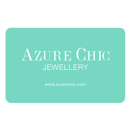 azure chic online jewellery shop gift card