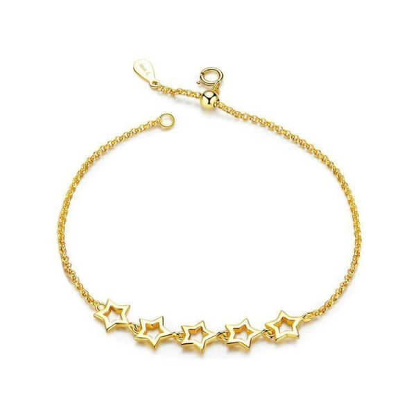 Gold Bracelet online jewellery shopping