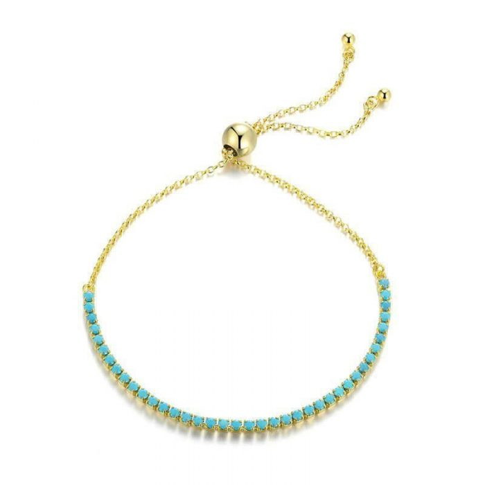 yellow gold bracelets online