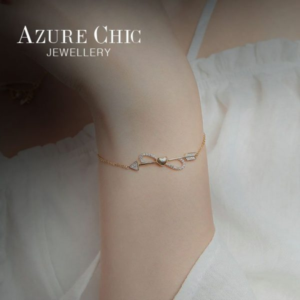 azurechic-gold-infinity-bracelet bracelet with meaning - azurechic gold infinity bracelet 600x600 - Bracelets with Meaning