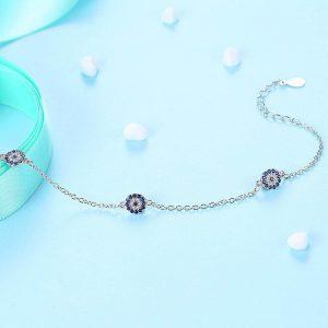 evil eye bracelet 925 sterling silver evil eye bracelets evil eye jewellery