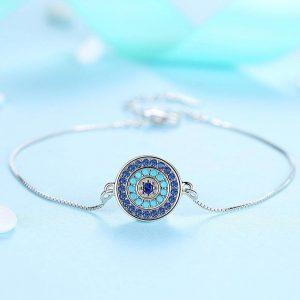 unique gifts for women cyprus - evil eye bracelet uk sterling silver jewellery evil eye bracelet uk 300x300 - Unique Gifts for Women Cyprus