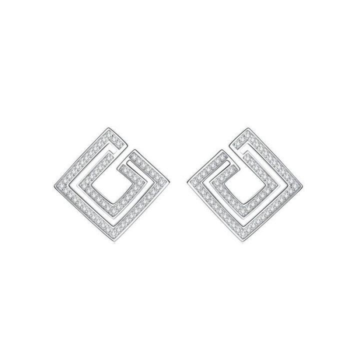 ancient-greece-motivo-stud-earrings-online-jewellery-shopping