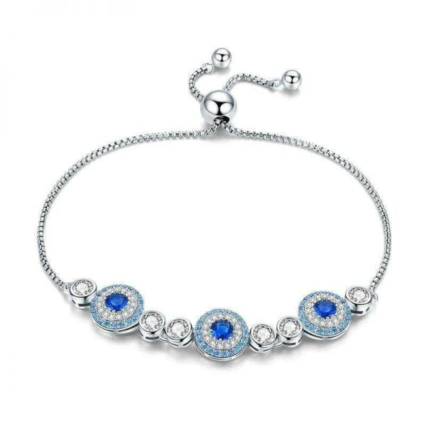 Evil Eye Bracelet uk bracelet with meaning - evil eye jewellery uk 600x600 - Bracelets with Meaning