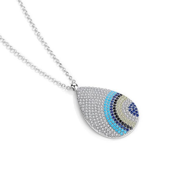 evil eye necklace evileye pendant online jewellery shop - evil eye necklace evileye pendant 600x600 - The best online jewellery shop