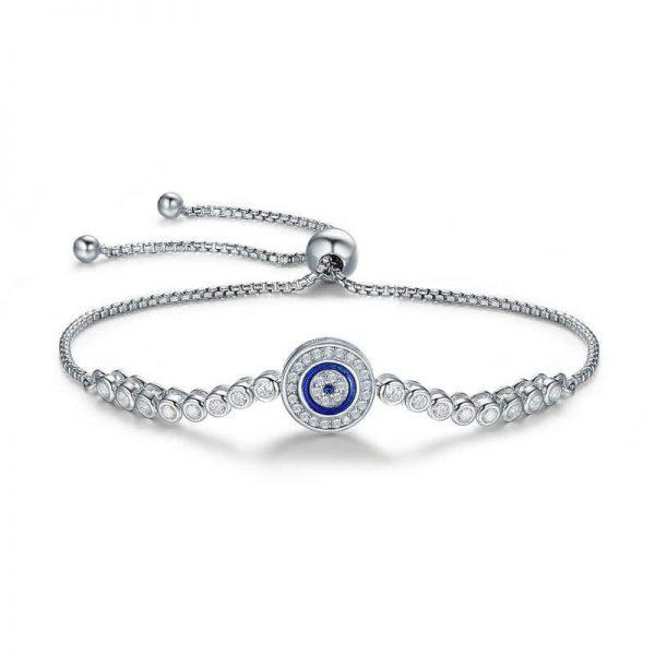 evil-eye-bracelet-925-sterling-silver-bracelet-azurechic-jewellery-cyprus