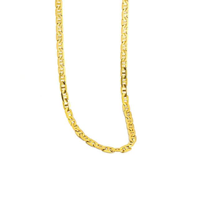 gold chain choker for women