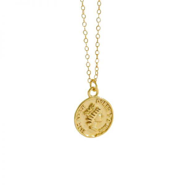 gold-queen-coin-necklace