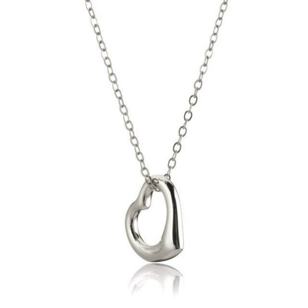 open-heart-love-heart-necklace-925-sterling-silver