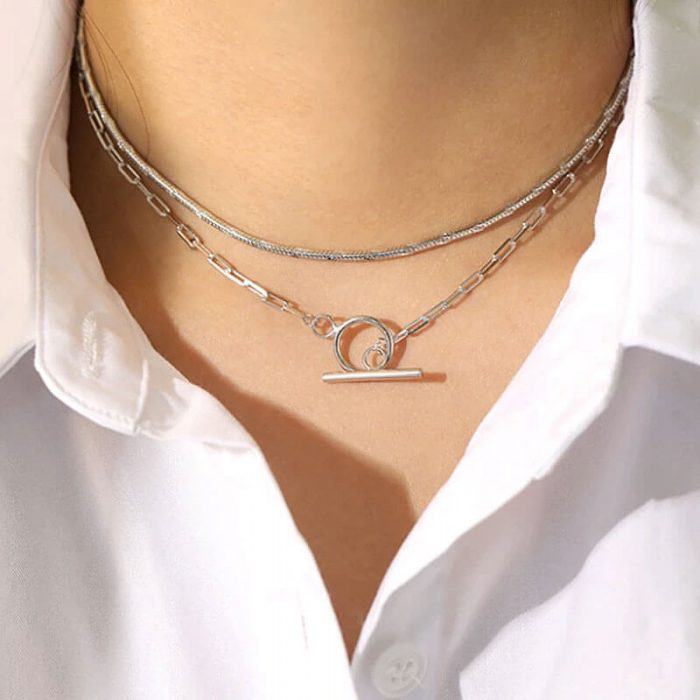 sterling-silver-rocker-chain-choker
