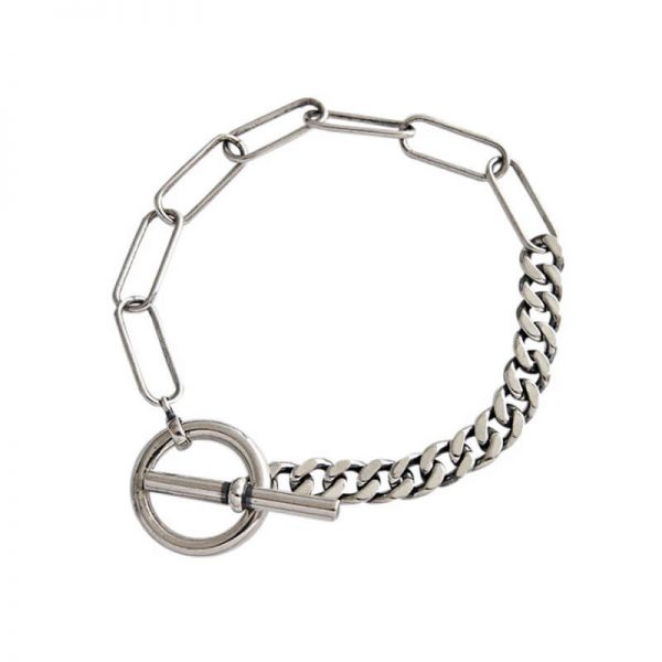chunky-chain-sterling-silver-bracelet
