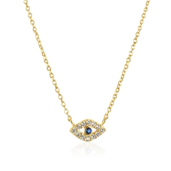 evil-eye-sterling-gold-necklace