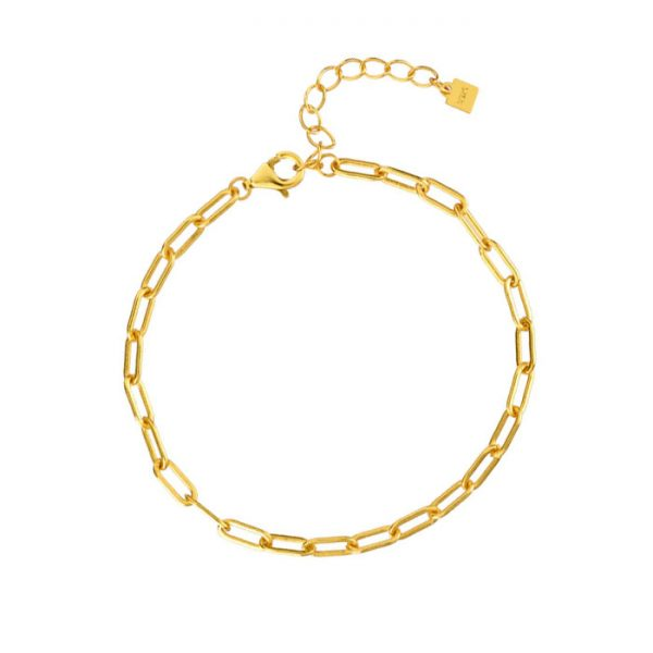 gold-chain-bracelet-925-sterling-silver