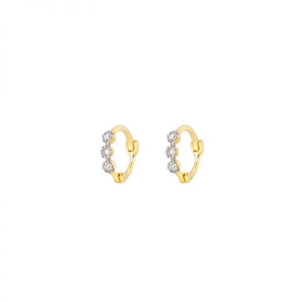 Helios-Gold-Hoop-Earrings