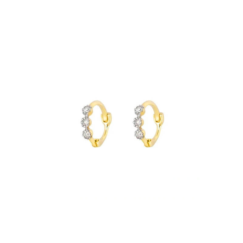 Helios-Gold-Hoop-Earrings