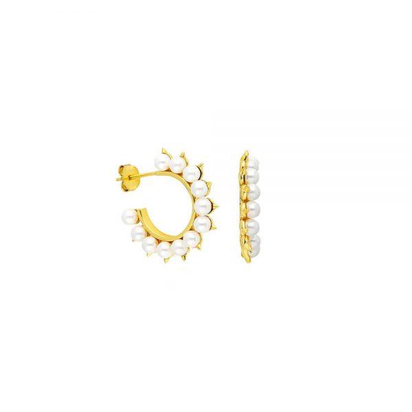 Pearl-Gold-Hoop-EarringsPearl-Gold-Hoop-Earrings